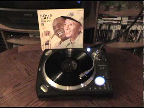 Bing Crosby & Louis Armstrong -