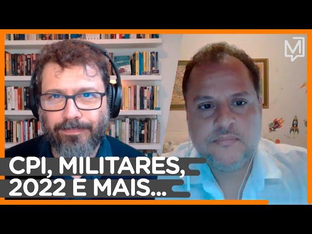 Conversas: Christian Lynch analisa os acontecimentos recentes que movimentam a política brasileira
