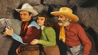 SOUTH OF SANTA FE - Roy Rogers, George 'Gabby' Hayes - Full Western Movie / English / HD / 720p