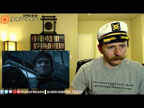 "Game Of Thrones - S06E03 - ""Oathbreaker"" (Reaction & Review)"