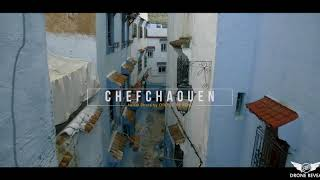 Chefchaoun The Blue City  - Morocco - Aerial Shots by DRONE REVEAL