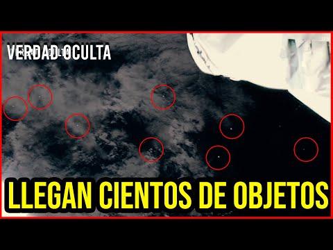 ACABAN DE LLEGAR CIENTOS DE OBJETOS A LA TIERRA