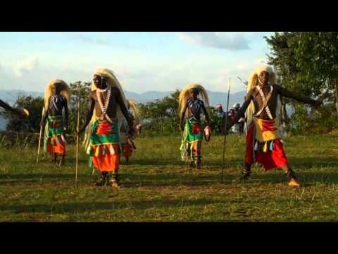 The Dance of Heroes, Intore Dancers, Rwanda