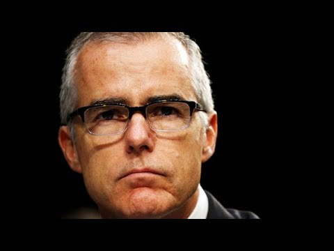 """McCabe IS Comey!"" Trump Tweeted Crazily"