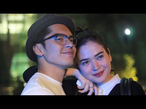EXCLUSIVE: Carlo Aquino is clingy to Bela Padilla at Meet Me In St Gallen's Victory Party!