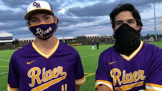 Columbia River baseball seniors reflect on 2021 season