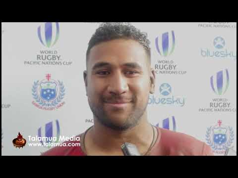 Ikale Tahi Tonga Post Match Interviews
