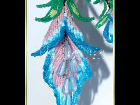 Скульптурный бисер от Наталек