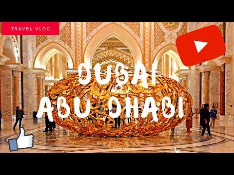 Dubai + Abu Dhabi Travel 2019