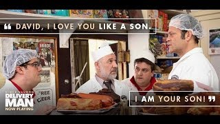 Delivery Man Movie Trailer | Vince Vaughn,Cobie Smulders