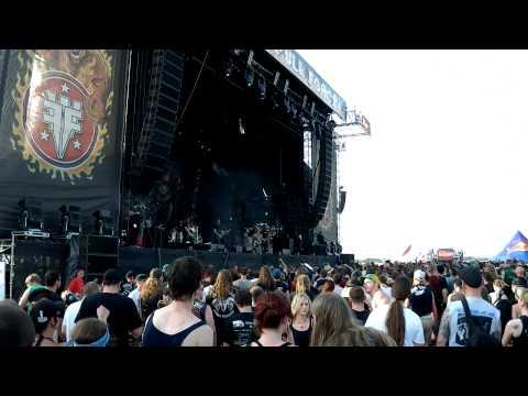 With Full Force 2012 - Meshuggah