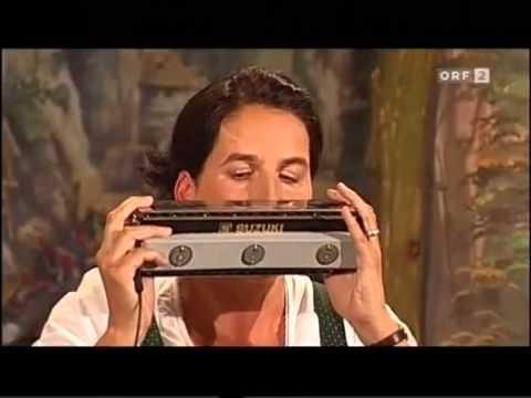 Mundharmonika-Quartett Austria - Wilhelm Tell Ouverture