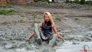 Repeat youtube video Barbie in mud and dirty wellies (part 2)