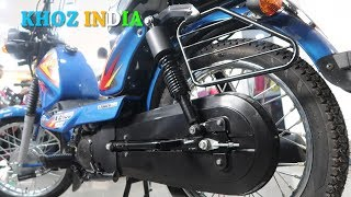2019 TVS XL100 HEAVY DUTY WITH iTOUCH START