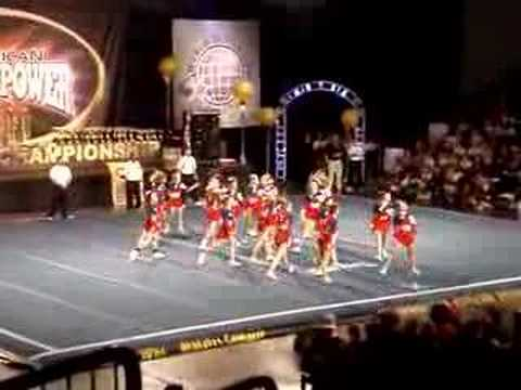 Tomball High School Cheerleading