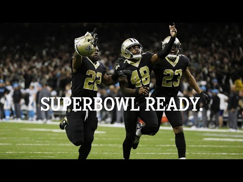 Why the Saints WILL win Super Bowl 53   How far will the New Orleans Saints go in 2018?