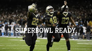 Why the Saints WILL win Super Bowl 53 | How far will the New Orleans Saints go in 2018?