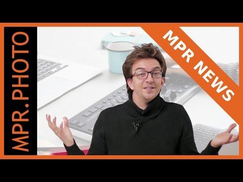 Nikon D5600, Graphicstock et LoupeDeck | MPR News de Décembre 2016