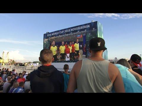 Россия победила Испанию