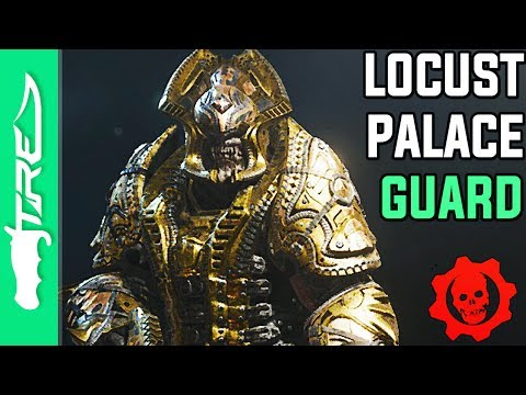 "Gears of War 4 Multiplayer Gameplay - ""Palace Guard"" Character Gameplay (Gears of War 4 Theron)"