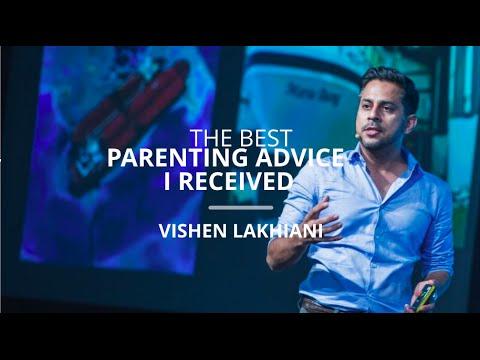 The Best Piece Of Parenting Advice I Received | Vishen Lakhiani