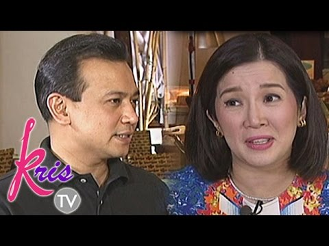 Kris on Sen. Trillanes: He's not a talker, he's a doer