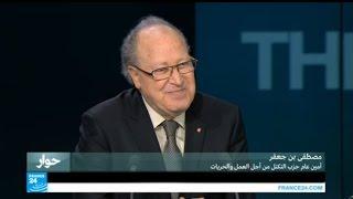 مصطفى بن جعفر: حزب التكتل احترق من أجل تونس