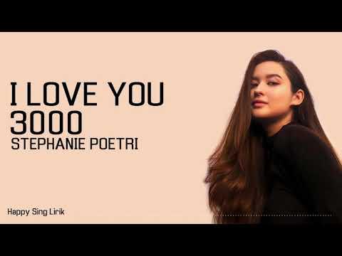 lirik-i-love-you-3000(official-video)