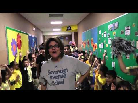 Sovereign Avenue School, Atlantic City - Lip Dub