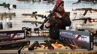 Rad chats G&G ARP9 Airsoft Guns