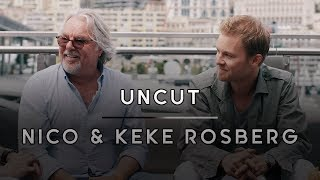 FIRST INTERVIEW WITH MY DAD SINCE WINNING THE F1 CHAMPIONSHIP | NICO ROSBERG | UNCUT