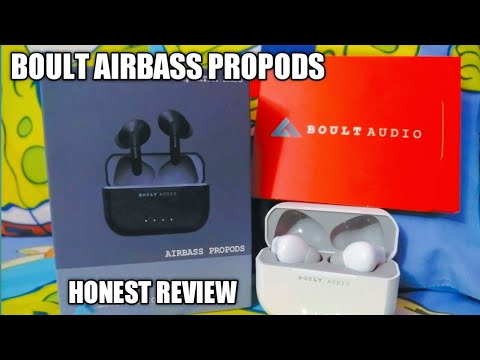 Boult Audio Airbass Propods Full Review | honest review | by tech guide