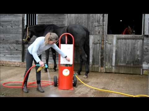 Hot Horse Shower Mobile C Demo.wmv