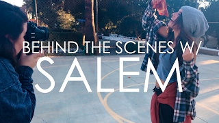Behind the Scenes with Salem! PART 1