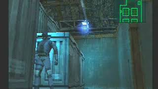 METAL GEAR SOLID- PS1- HASTA EL CYBORG NINJA-NORMAL-