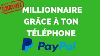 Gagner De L'Argent En Ligne - Jouer Au Loto Gratuitement Depuis Votre Téléphone (FACILE)