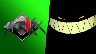 Skrillex VS Feed Me - One Click Bangarang | DJRazorminD [HD]