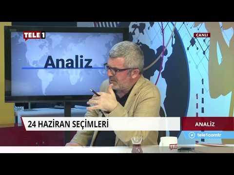 Analiz - Mehmet Ali Güller (9 Mayıs 2018) | Tele1 TV