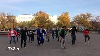 Skibidi challenge в Оренбурге