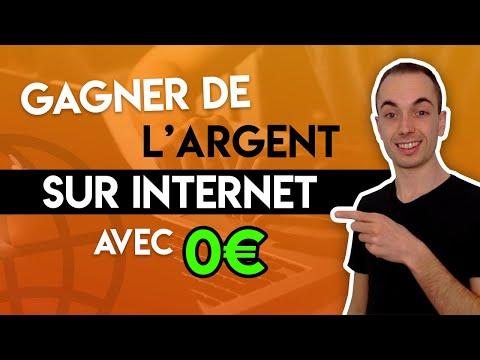 5 Façons RENTABLES Pour GAGNER DE L'ARGENT sur Internet SANS INVESTIR (Idéal pour les débutants)