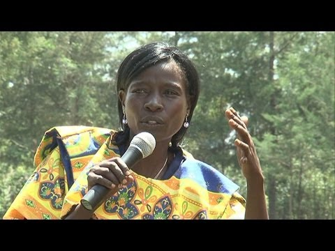 Faces Of Africa - Ruth changes her Life