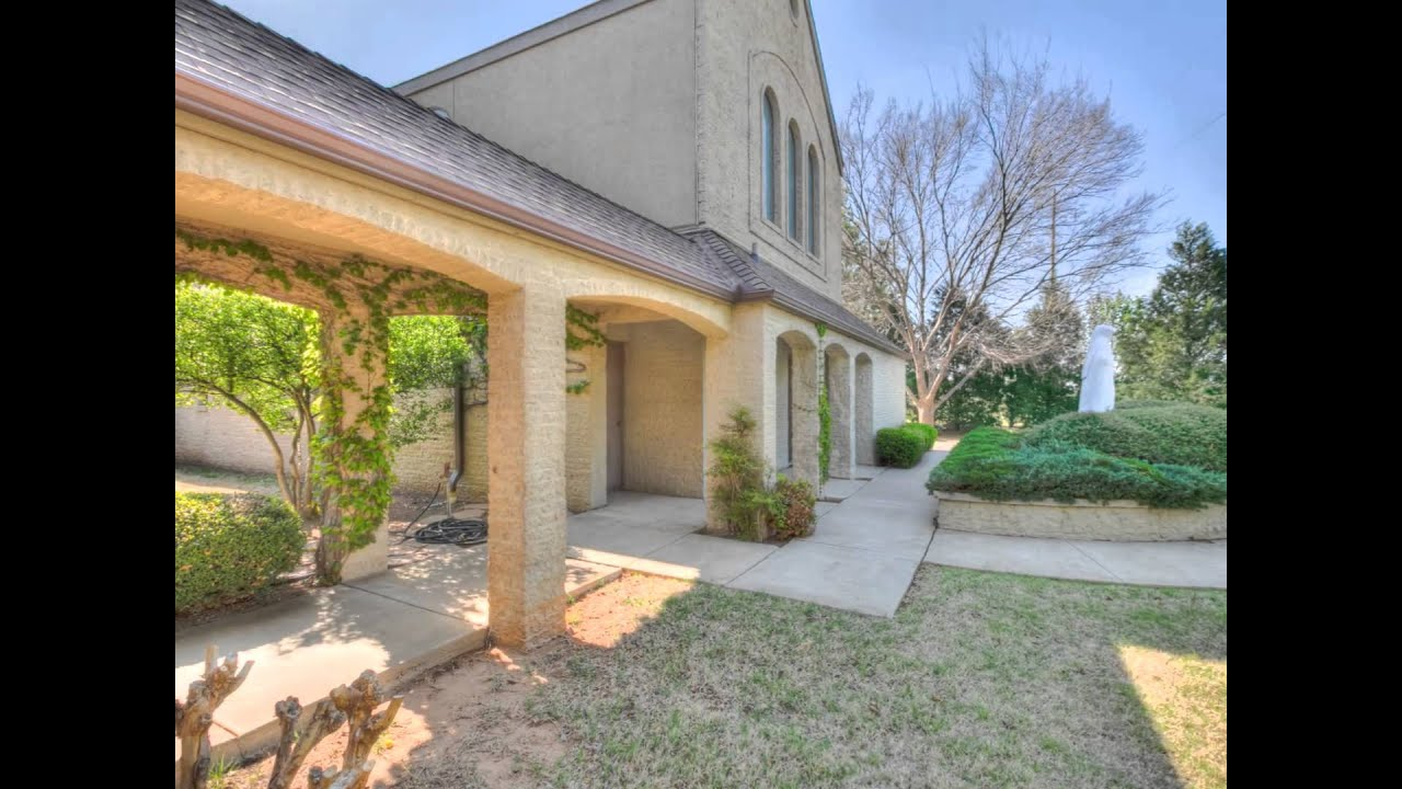 Oklahoma City Real Estate Church for Sale 10301 Lakeside Dr