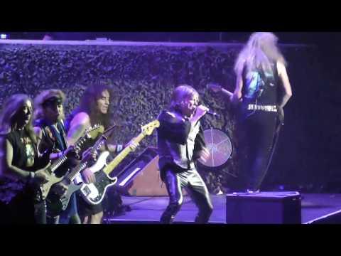 Iron Maiden - Stockholm, Sweden (01.06.2018) - Multicam - Full Live