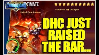 DUNGEON HUNTER CHAMPIONS: Guaranteed Nat 5 Christmas Event?? Seriously?