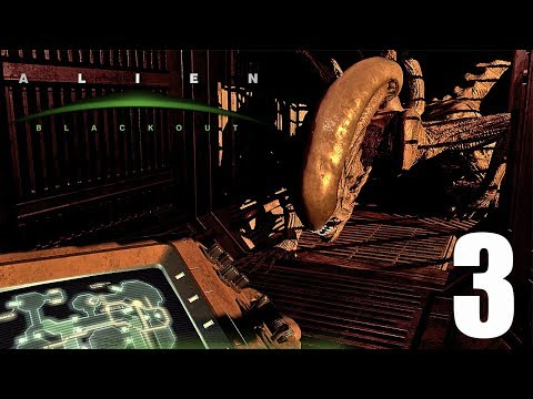 Alien: Blackout LEVEL 4 - iOS / Android / AMAZON - Walkthrough Gameplay Part 3