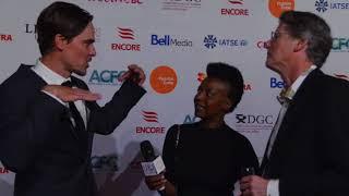 U&I TALK SHOW Feat. ADRIAN BUITENHUIS At The LEO AWARDS Red Carpet 2018 -