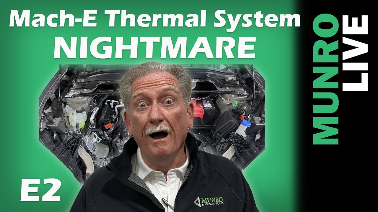 Mach-E Thermal System Nightmare