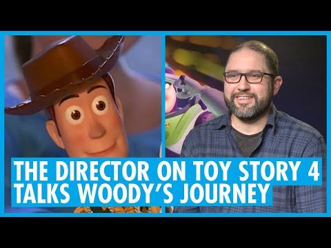 Josh Cooley On Why Woody's Journey Is The Focus Of The Film - Toy Story 4 Interview