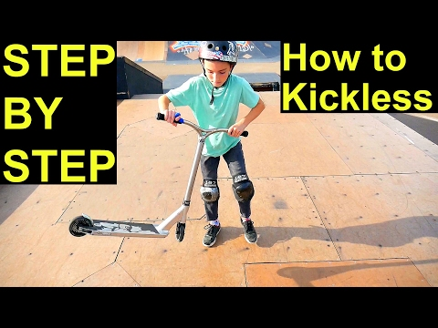 How to Kickless Rewind on a Scooter✅EASIEST & FASTEST WAY⚠️‼️