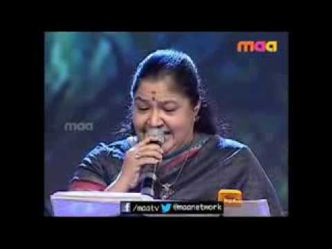 Chitra - The Best Female Singer of all time